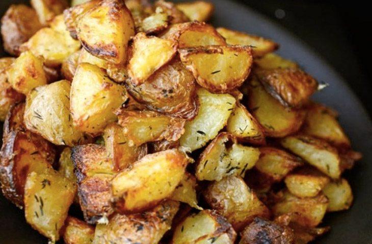 Как лучше приготовить жареную картошку
