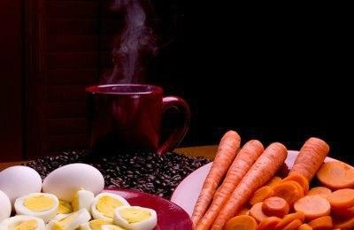 Мудрая притча о жизни: Морковь, яйцо и кофе