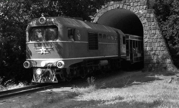 bez rubriki  Поезд в тоннеле