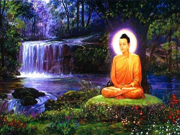 Притча: Будда