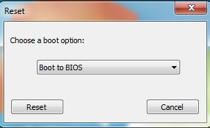 intel vPro - boot to BIOS