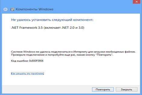 Для запуска dism требуется более высокий уровень разрешений windows 10